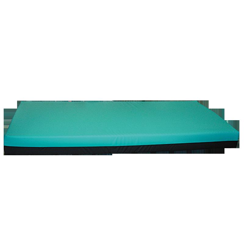 Base 12 cm HR35  Viscoelástico 4 cm 50 CR  Capa tela bi-elástica verde  Base tela preta    … View Details